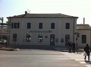 Gare de St Julien