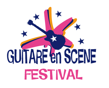 Logo guitare